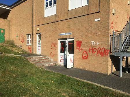 graffiti removal isle of wight