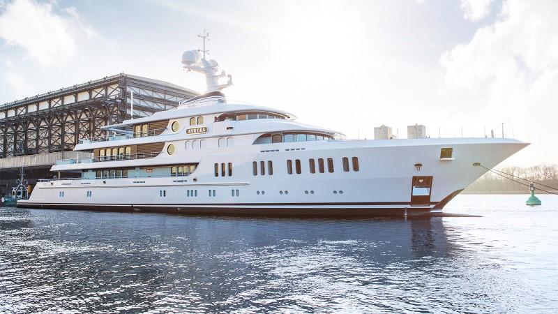 Super Yacht Parts